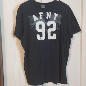 Abercrombie Muscle Tshirt XXL